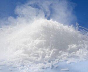consegna espressa ghiaccio secco in pellets 10 mm Bergamo